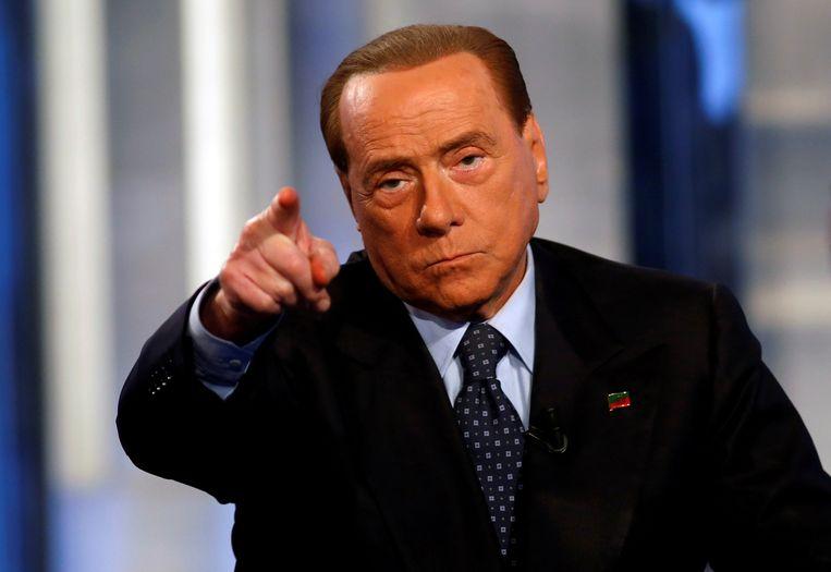 Vermoedelijk dienen Berlusconi's uitspraken een electoraal doel.