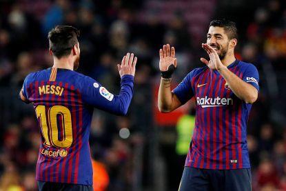 VIDEO. Vermaelen en Barcelona kunnen pas na sterke invalbeurt Messi afrekenen met Leganes