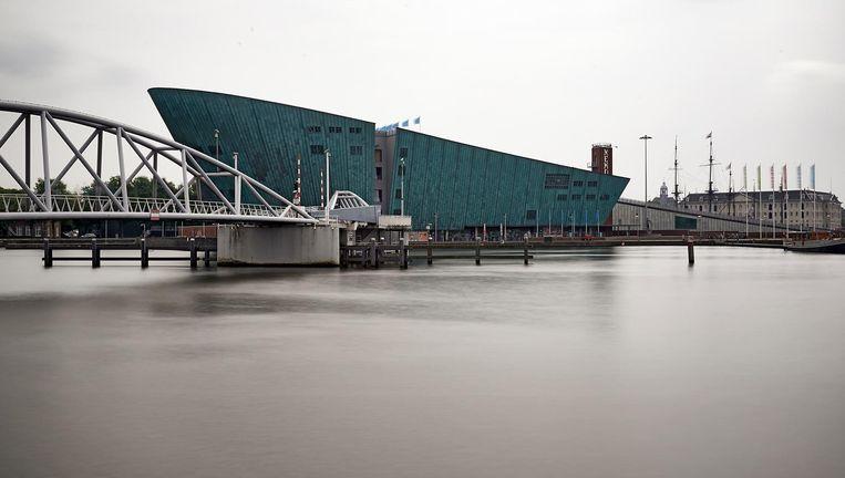 Het evenement wordt elk jaar georganiseerd door wetenschapsmuseum Nemo Beeld ANP.