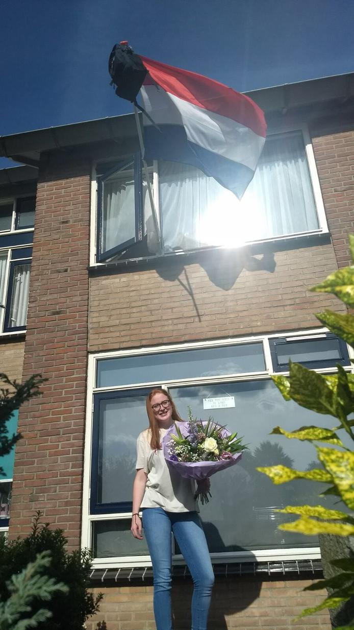 Marit Velding uit Westerhaar.