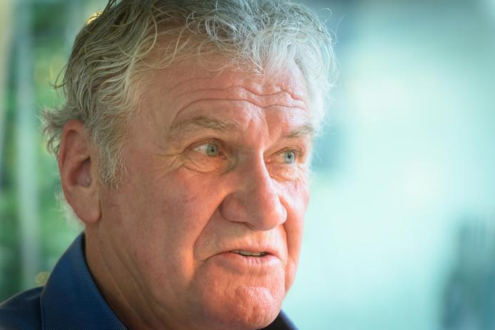 William ter Beek, nieuwe voorzitter van LokaalHengelo.