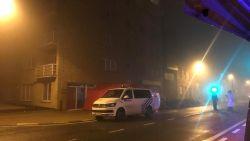 Jonge vrouw (25) springt uit flat in Heverlee om te ontsnappen aan brand en overlijdt