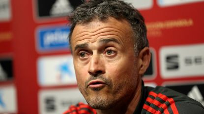 "Luis Enrique stopt ""om ernstige familiale redenen"" als bondscoach Spanje, assistent Moreno neemt over"