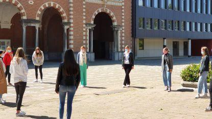 """Klein Seminarie klaar voor heropstart : """"Keihard gewerkt om leerlingen veilig te verwelkomen"""""""