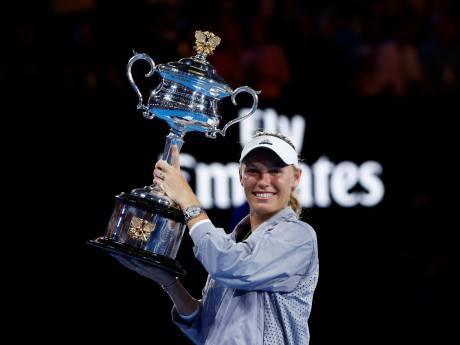 Caroline Wozniacki va arrêter sa carrière après l'Open d'Australie