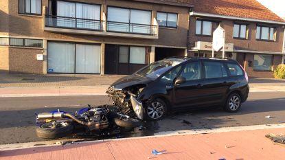 Motorrijder (37) kritiek na frontale klap in Dilsen-Stokkem, automobilist blaast positief