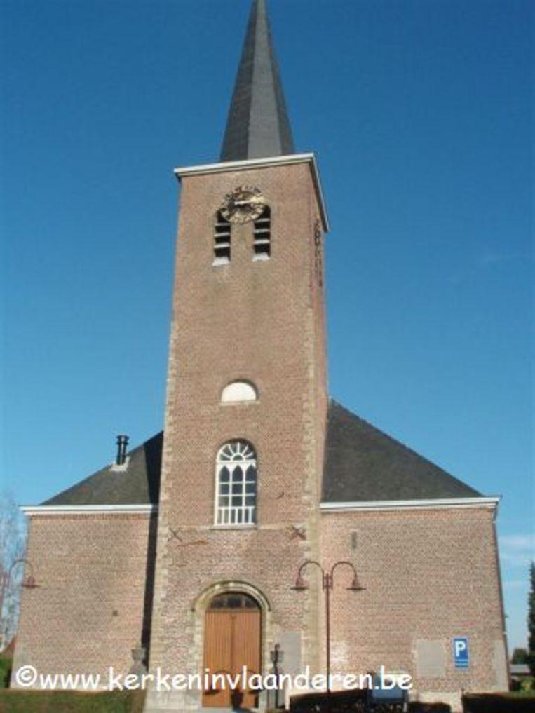 Een plannetje van de fietsroute is gratis te verkrijgen achteraan in de O.L.V.-kerk Zarlardinge.