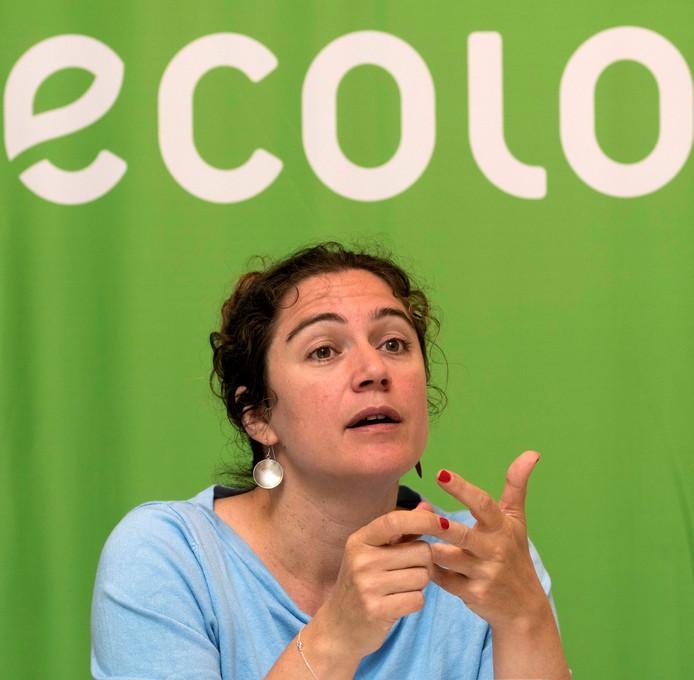 Zoé Genot, cheffe de groupe Ecolo