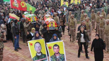 Heldenbegrafenis voor Nederlander die Koerden hielp tegen IS