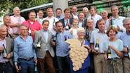 Analine eerste ambassadrice Limburgse wijn