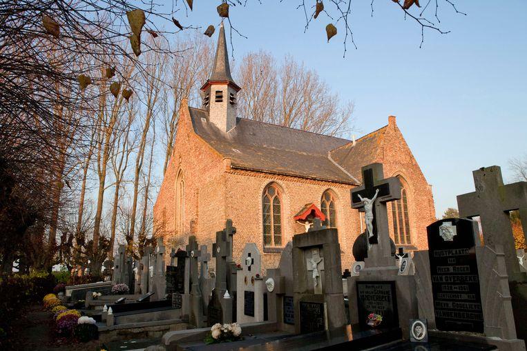 De kerk van Bekegem vormt het decor van de Laurentiusconcerten