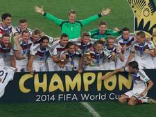Nieuwe wereldtitel levert Duitse spelers 350.000 euro per persoon op