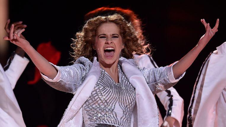 De Vlaamse Laura Tesoro eindigde tiende op het Eurovisie Songfestival.
