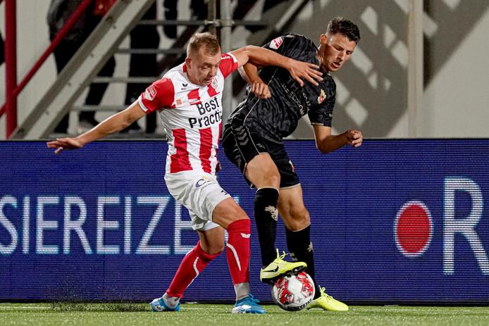 Olivier Rommens in actie voor TOP.