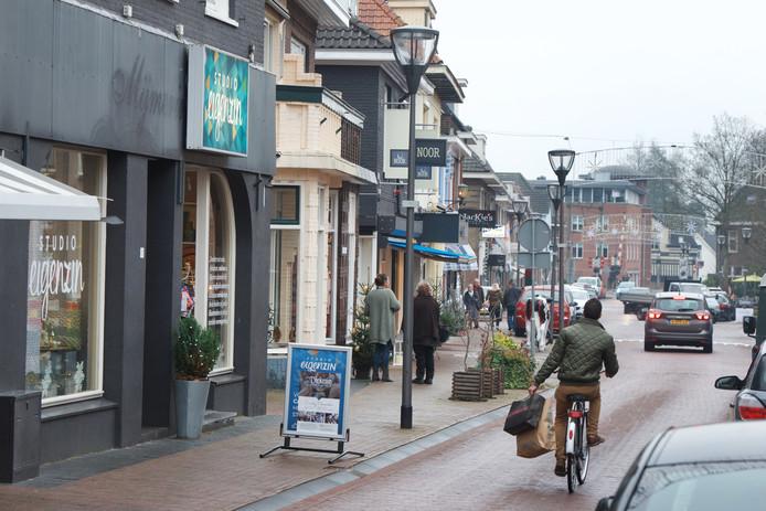 De Emmastraat in Velp.