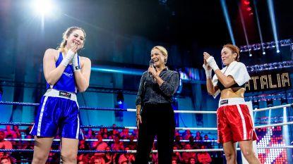 """""""Ik ben helemaal verkocht en train nog wekelijks drie uur"""": Natalia verliest van underdog Marie Verhulst in 'Boxing Stars'"""
