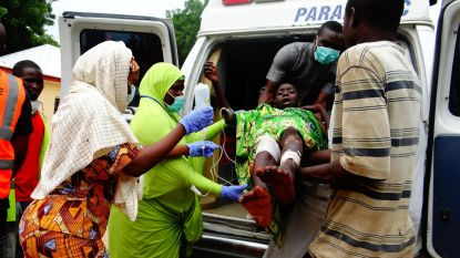 Drievoudige aanslag van Boko Haram in Nigeria: dertig doden
