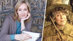 J.K. Rowling onthult emotioneel verhaal achter de creatie van Potterpersonage 'Professor Stronk'