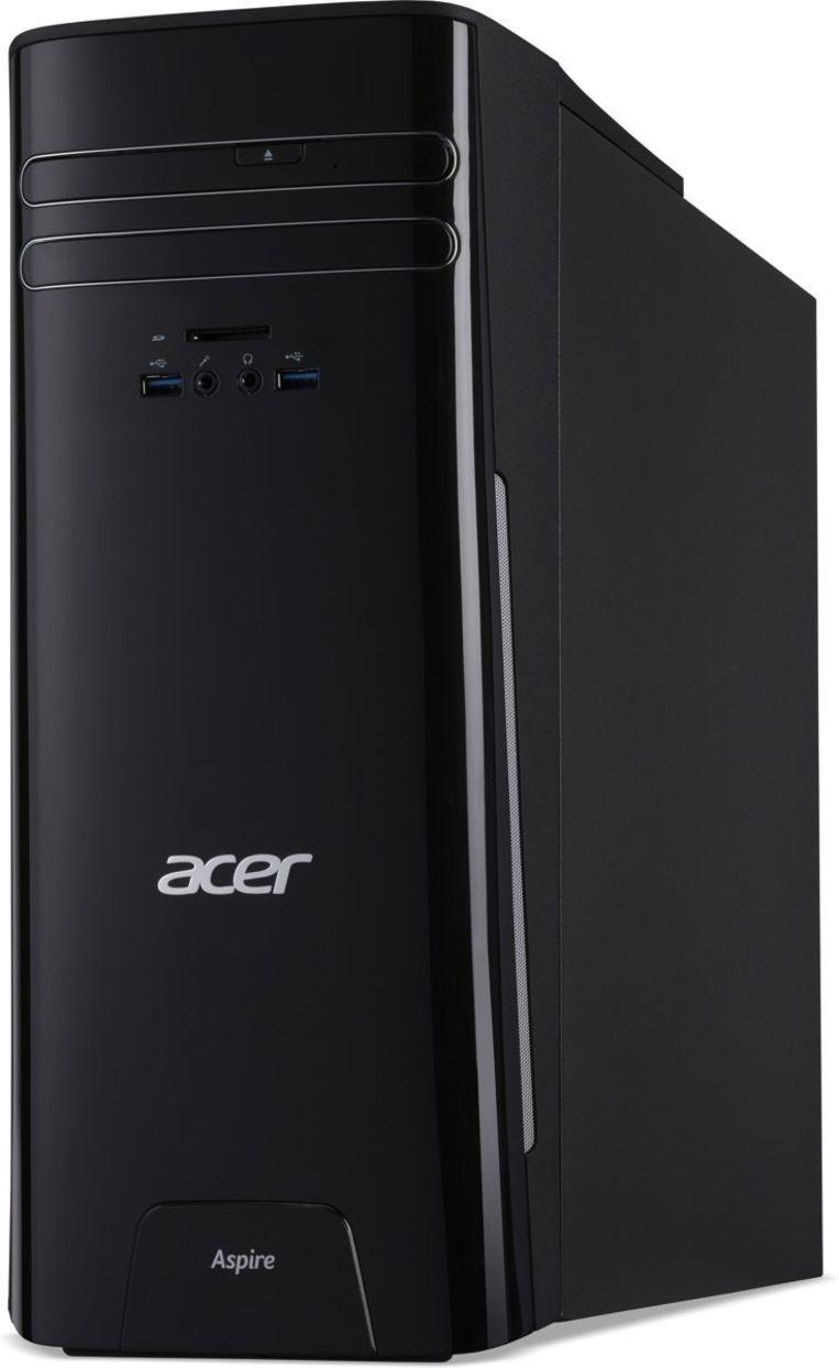De Acer Aspire TC-281, een recente nieuwe desktopcomputer die bewijst dat het model nog niet helemaal is afgeschreven.