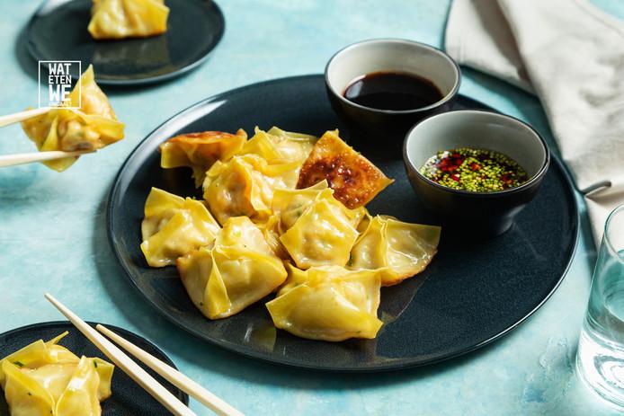 Gevulde dumplings