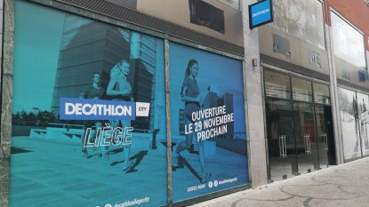 Bouw grootste Decathlon van Wallonië stilgelegd na sociale inbreuken met illegale werknemers