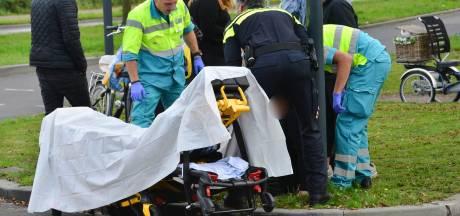 Fietsster gewond na aanrijding met auto in Breda