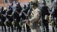 Texaanse grenspolitie houdt 'crowd control'-oefening in stad van Democratische kandidaat, partij spreekt over intimidatie