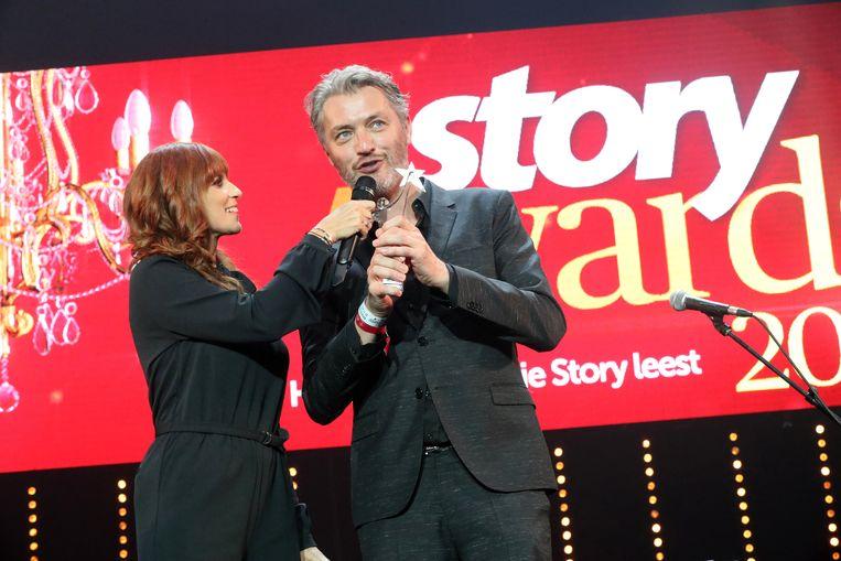 Story Awards 2017  Katja Retsin - Kurt Rogiers