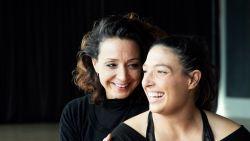 """Manon Beernaert (23) danst bij moeder Isabelle Beernaert (45): """"Ik heb altijd geweten dat ze dit kon"""""""
