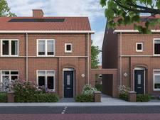 Nieuwbouw in wijk Hengstdal