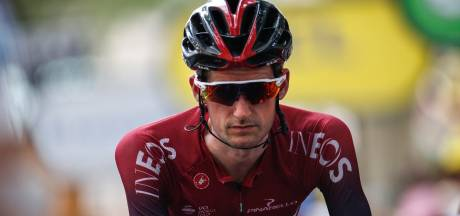 Poels gedeeld kopman van Team Ineos in Vuelta