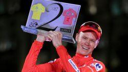 """UCI: """"Chris Froome legde afwijkende dopingtest af in Vuelta"""""""