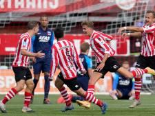 Krankzinnige comeback: Sparta pakt punt tegen AZ na 0-4 achterstand