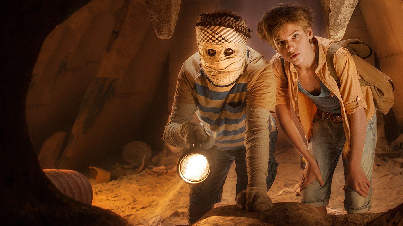 Dummie de Mummie 3