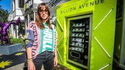 """Koop eens juwelen uit een automaat in Knokke: """"Volledig coronaproof en ideaal als last minute cadeautje"""""""