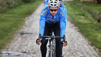 """Van Aert: """"Na Ronde opgestaan met het gevoel alsof er een camion over mij was gereden"""""""