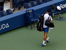 10.000 dollars d'amende pour Novak Djokovic
