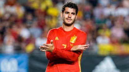 Morata en Fabregas gepasseerd door Spaanse bondscoach - Payet grote afwezige bij Frankrijk - vier Senegalezen met Belgische link op WK