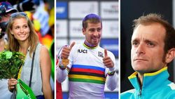 """Sagan draagt wereldtitel op aan zijn Katarina en aan Scarponi: """"Hij was meer dan gewoon een collega"""""""