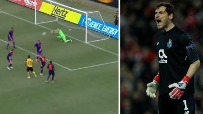 """Karius spuwt zijn gal na zoveelste blunder, Salah en Casillas springen in de bres: """"Wat scheelt er toch met jullie?"""""""
