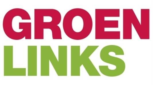Logo van de politieke partij GroenLinks.