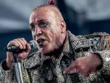 'Zanger Rammstein op intensive care met corona', gevolgen voor concert Nijmegen niet duidelijk
