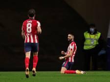 Yannick Carrasco bourreau du Barça, l'Atletico vire en tête