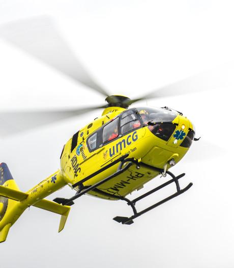 Man zwaargewond bij bedrijfsongeval in Maassluis