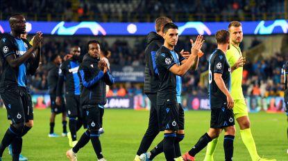 Veel kansen, maar geen goals: Club laat alleen na te scoren in opener Champions League