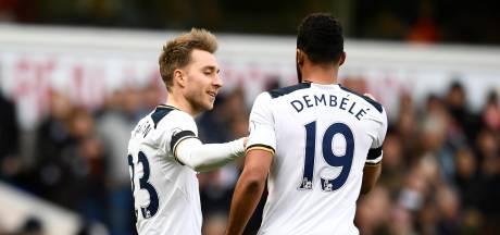 Dembélé en Eriksen terug bij Tottenham
