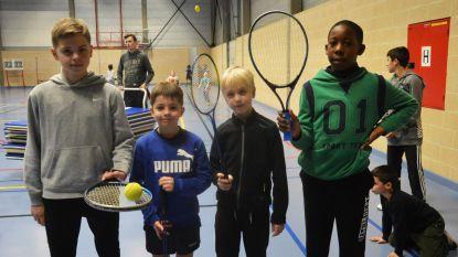 Kinderen leven zich uit in sportkampen