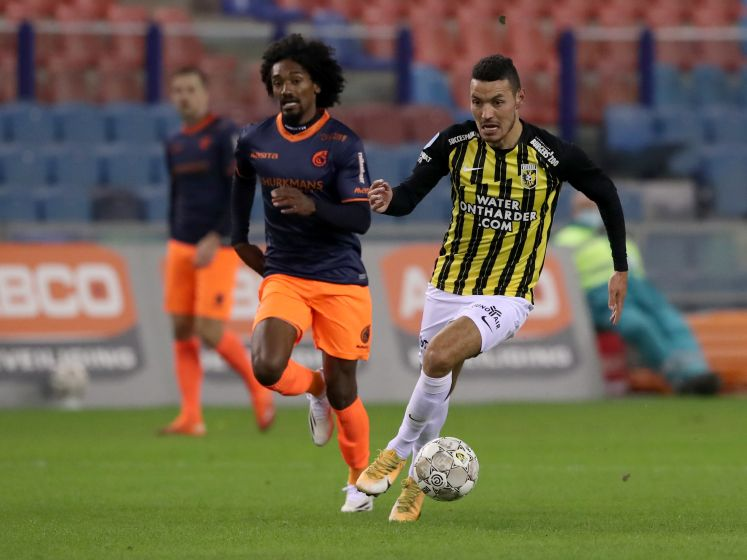 Samenvatting: Vitesse - Fortuna Sittard