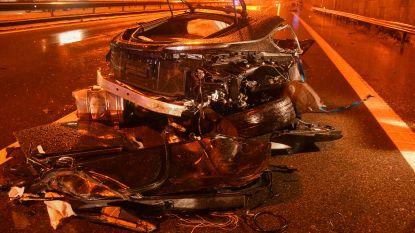 Met 182 km/u racen over kletsnatte A12: bestuurder (25) schuldig aan dood neef en vriend na horrorcrash