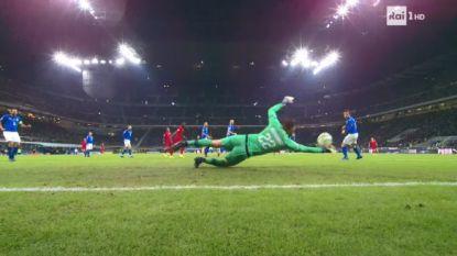 Portugal plaatst zich na scoreloos gelijkspel tegen Italië voor 'Final Four' in Nations League, Donnarumma onderscheidt zich met fantastische parade